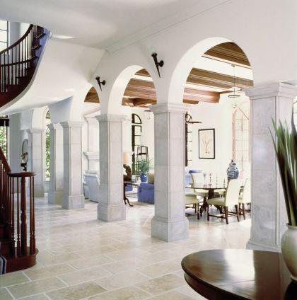 12 best not so mediterranean some spanish revival santa - Modern mediterranean interior design ...