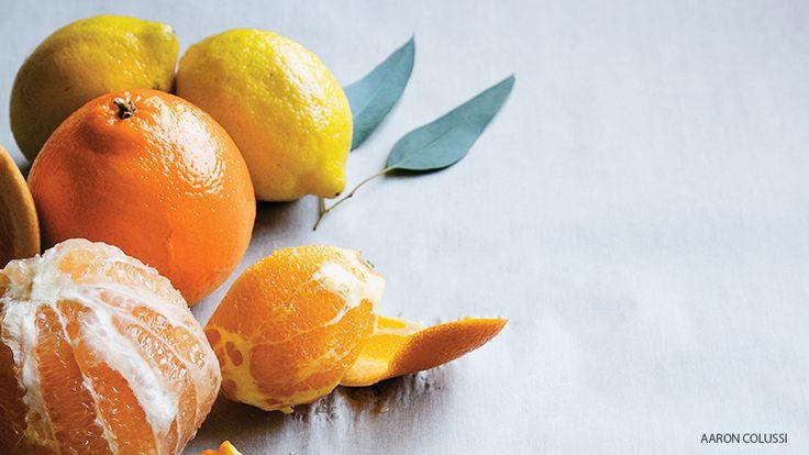Winter's Gems: 3 #Immune Boosting #Citrus Fruits for #Winter @yogajournal