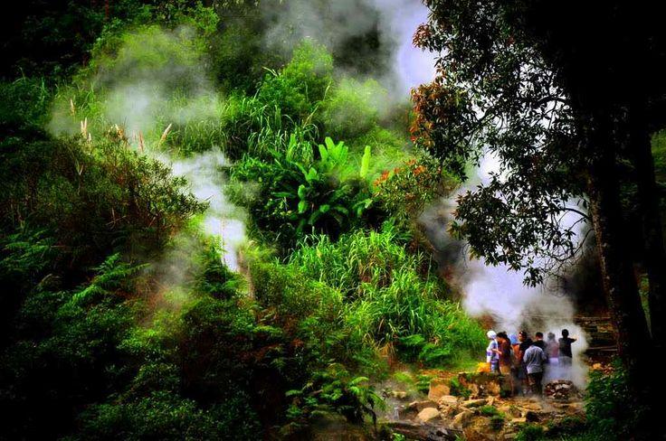 Tempat Wisata di Garut yang Populer