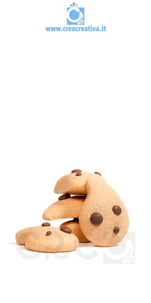 Ecco i dolci che non fanno ingrassare!!! | #charms #polymerclay #fimo #gocciole #pavesi #biscotti #creo #creocreativa