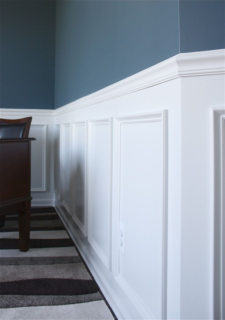 office wainscoting ideas. the yellow cape cod amazing before and afterand a secret that could completely office wainscoting ideas e