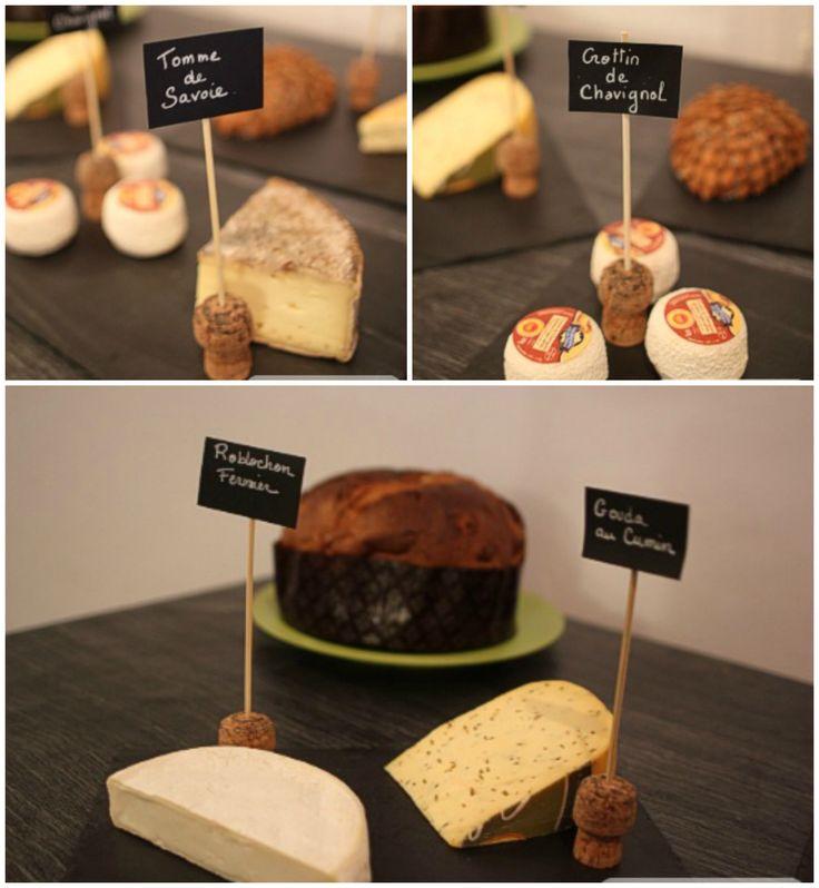 pr sentation plateau de fromages diy avec des bouchons en li ge brico pinterest diy. Black Bedroom Furniture Sets. Home Design Ideas
