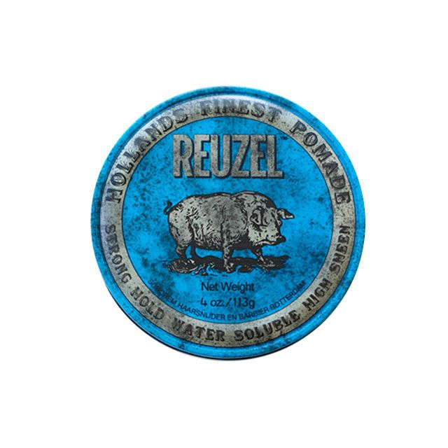 Pomada do włosów Strong Hold Reuzel #beard #beardcare #BeardManPL