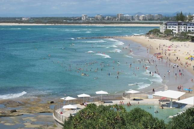 Gaze Away Unit 9 | Kings Beach, QLD | Accommodation - Perfect spot to get away and great amount of rooms!