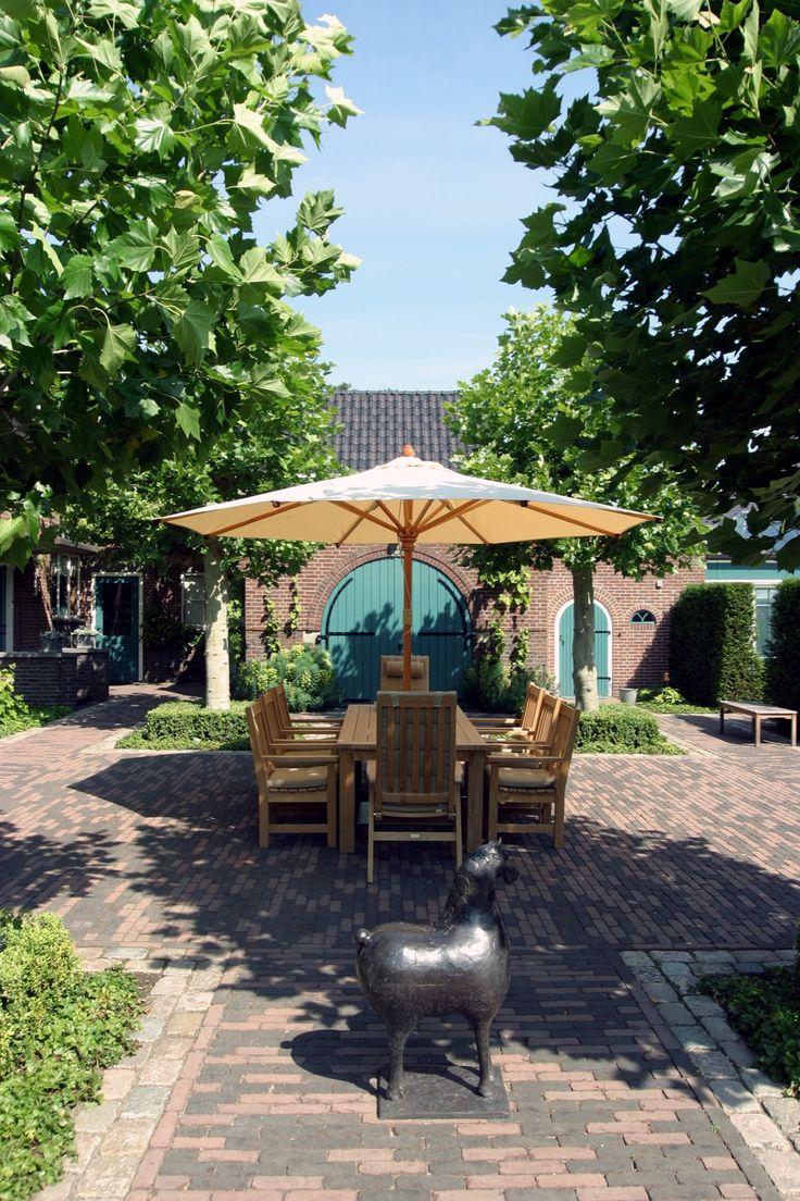 PUUR Groenprojecten - Klassieke tuin - Hoog ■ Exclusieve woon- en tuin inspiratie.