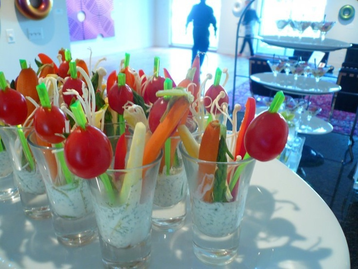 250 22 kb jpeg veggie shooters crudite with skinny ranch dip easy and ...