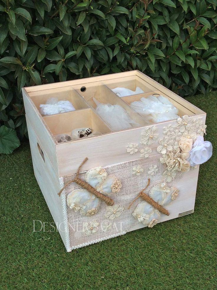 des.ARUBA #χειροποίητο #κουτίβάπτισης #Handmade #christening #box of natural birch wood #vaptisi #βαπτιση #designerscat www.catinthehat.g...