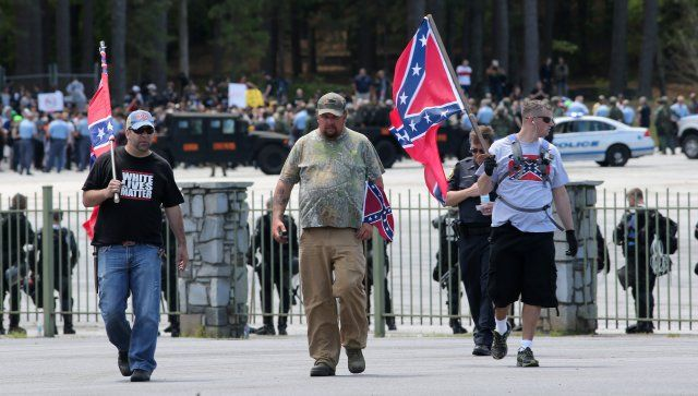 """The fourth Monday in April has for decades been known in Georgia as Confederate Memorial Day. But this year, the day goes by the much more neutral title: """"State Holiday.""""  Most state employees will..."""