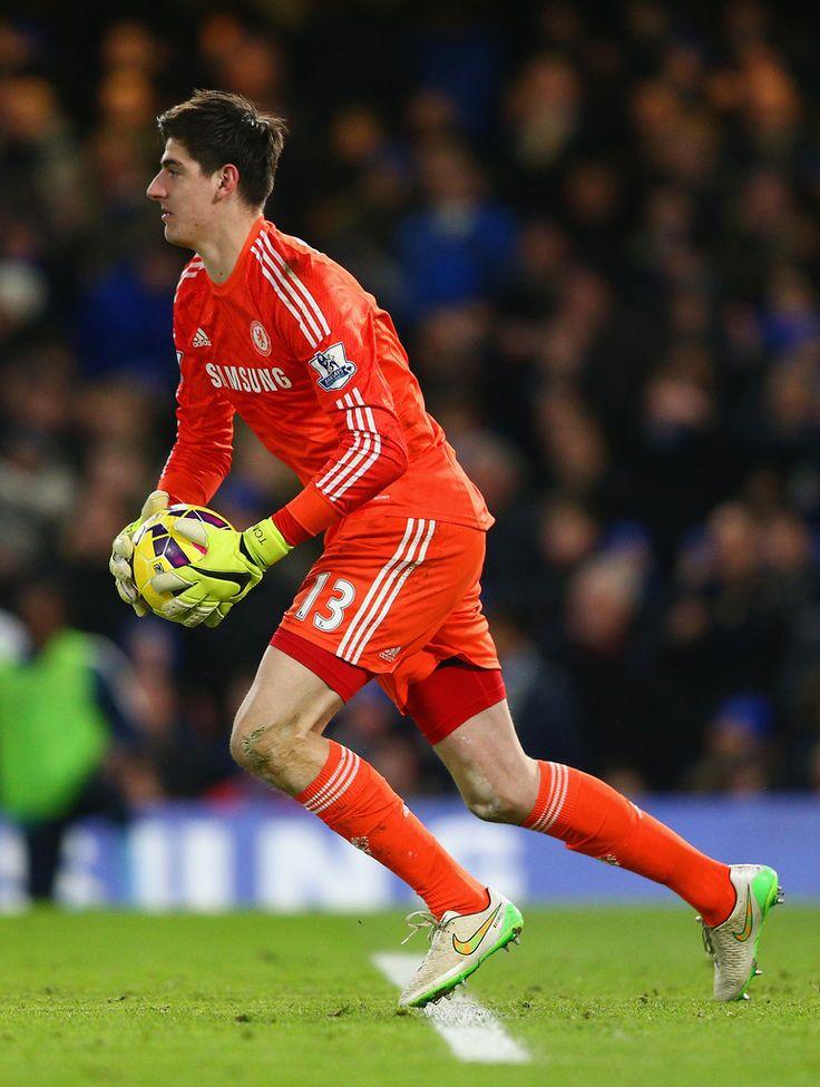 Thibaut Courtois Chelsea FC Premier League