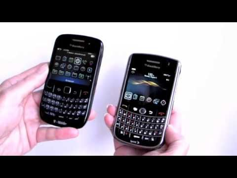 BlackBerry Curve 8520 Video Review