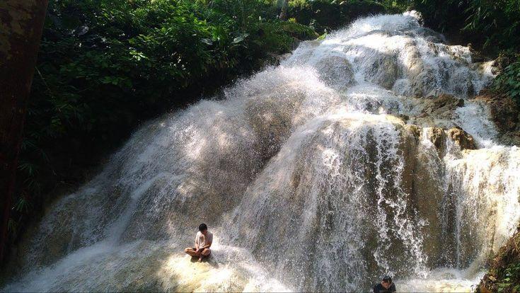 Air Terjun Gedad Wisata Eksotis dan Romantis di Yogyakarta - Yogyakarta