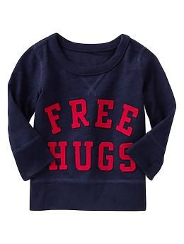 Paddington Bear™ for babyGap graphic crew pullover | Gap: Free Hugs, Paddington Bears, Baby Kids, Fashion Freehug, Babygap Graphics, Crew Pullover, Baby Boys, Graphics Crew, Baby Clothing