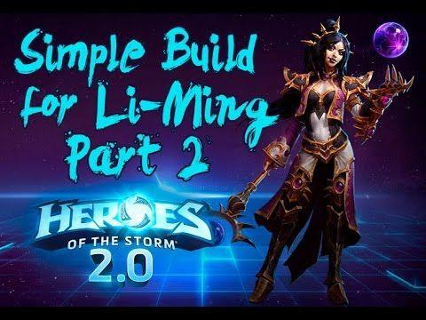 Simple Build for Li-Ming [Part 2] - HotS 2.0