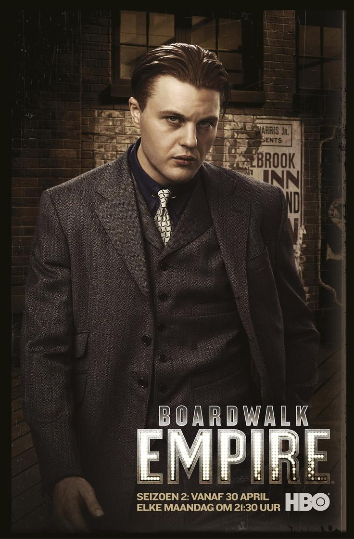 James 'Jimmy' Darmody (Michael Pitt) Boardwalk Empire 2 vanaf 30 april elke maandag om 21:30u op HBO HD. http://www.itshbo.nl/series/boardwalk-empire/