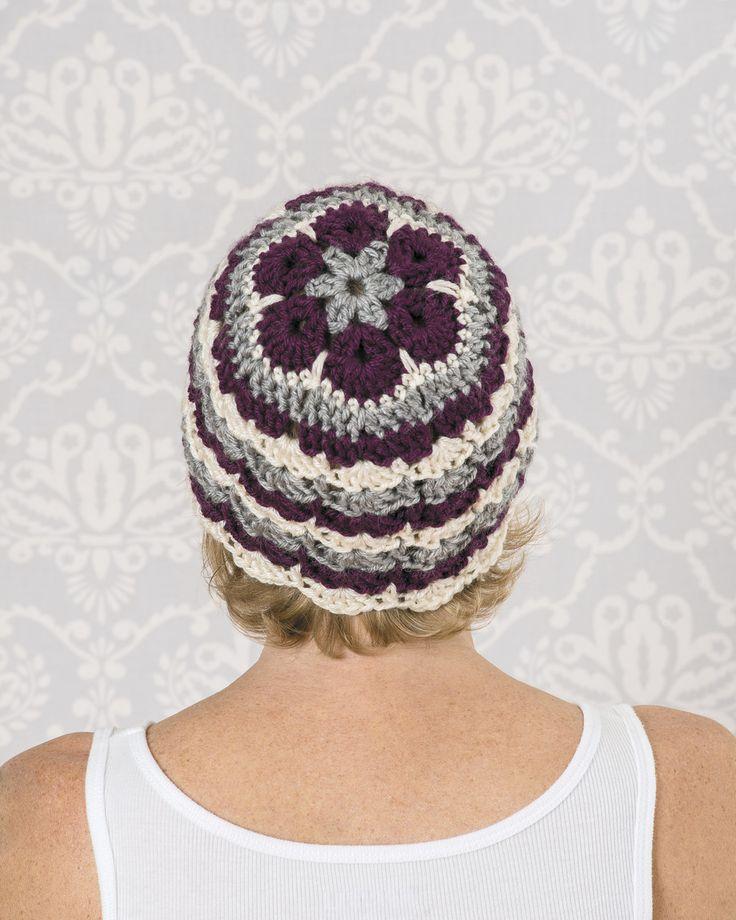 Learn to Crochet African Flower Motifs eBook - Leisure Arts