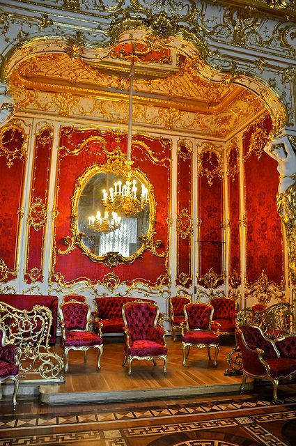 Explored the Winter Palace, Hermitage State Museum, St Petersburg, Russia.