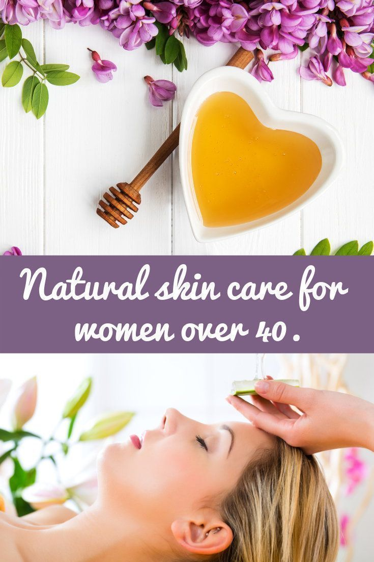 Keep It Simple Natural Skincare For Women Over 40 With Images