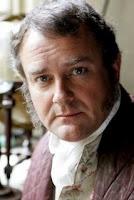 Hugh Bonneville as Mr. Bennet in Lost in Austen, 2007