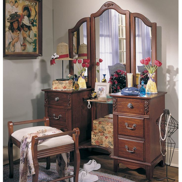 29 best Bedroom Vanity images on Pinterest | Home, Bedroom ...