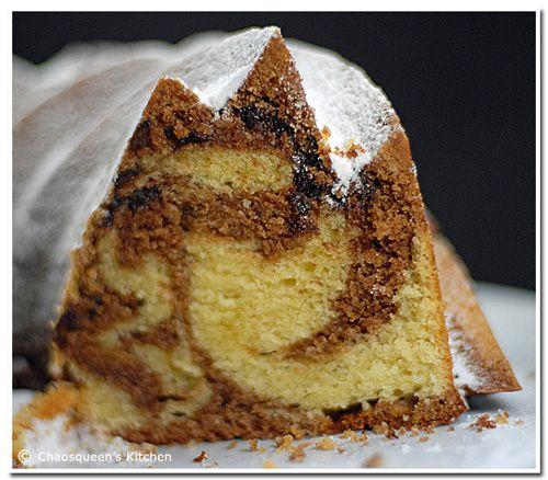 Der wirklich weltbeste Marmorkuchen – Grosis Marmor-Gugelhopf  |   Chaosqueen's Kitchen