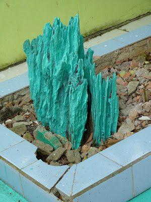 Alkemistik: tombeau de Sabo Kingking à Palembang