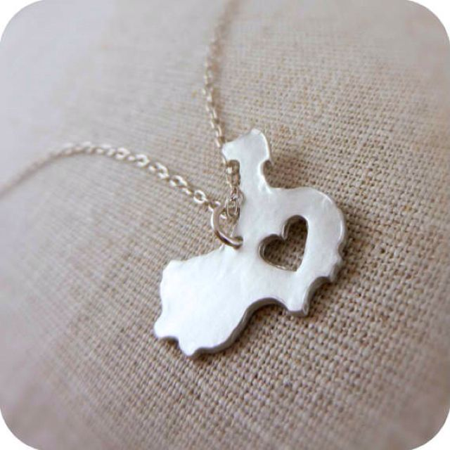 China adoption necklace . Etsy