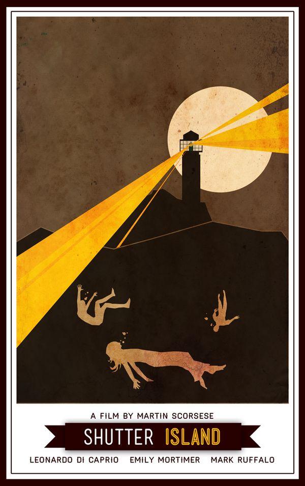 Movie Poster by Jan Wurtmann, via Behance