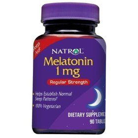Melatonin - Time Release, 1 mg 90 tab ( Multi-Pack) by Natrol. Save 30 Off!. $20.87. Quantity: MULTI VALUE PACK! You are buying Description: MELATONIN, 1 MG TIME REL Unit Size: 90 TAB Brand: NATROL. Helps Establish Normal Sleep Patterns 100% VegetarianNatrol® Melatonin supports healthy sleep patterns with a special time release formula. The body naturally releases melatonin in response to changes....... TRIPLE VALUE PACK! You are buying THREE of Melatonin - Time Release, 1 mg 90 tab Hig...