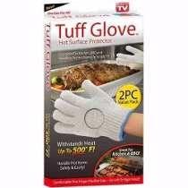 Excelentes Guantes Tuff Glove Restaurante Resiste Hasta 500°