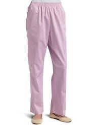 Alfred Dunner Womens Proportioned Medium Pant