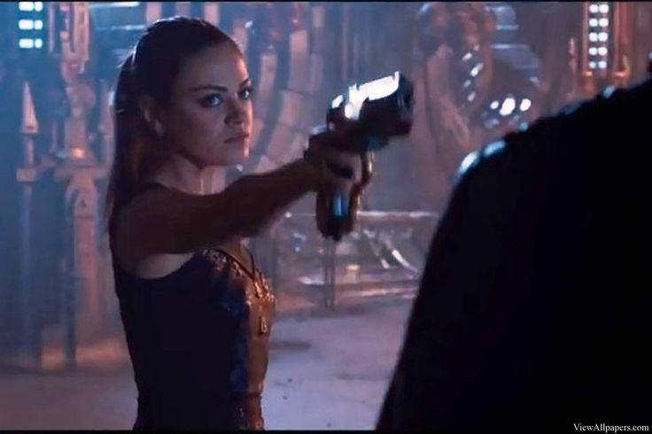 Mila Kunis Jupiter Ascending Movie