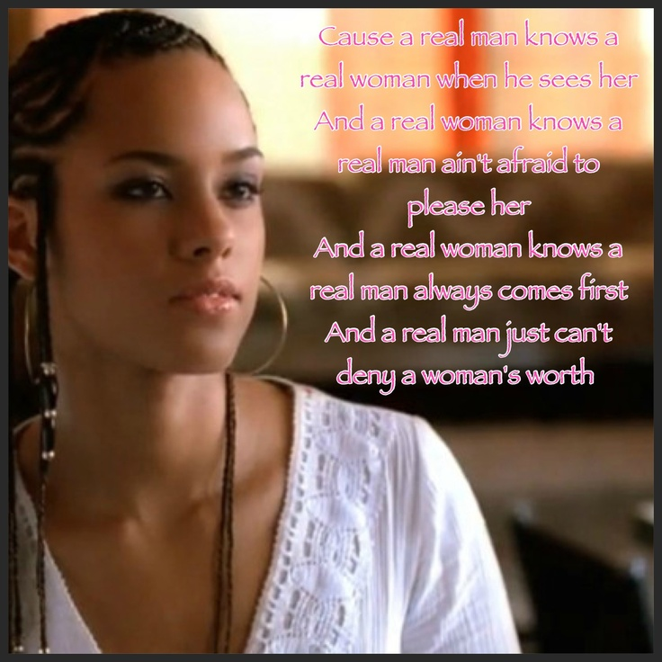 Alicia Keys - A Woman's Worth Lyrics | MetroLyrics