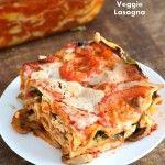 Vegan Veggies Lasagna | Vegan Richa