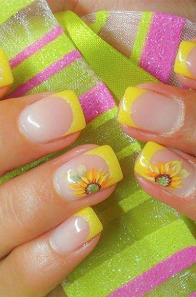 Cute. Maybe smaller simpler sunflower for me.