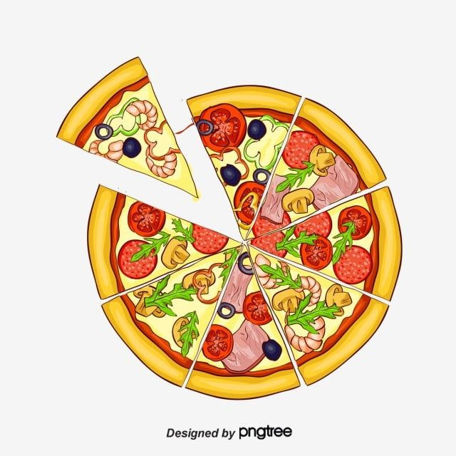 Vector Hand Painted Cheese Pizza Pizza Hand Vector Cheese Vector Png Transparent Clipart Image And Psd File For Free Download Pizza Vector Cheese Pizza Donut Cartoon