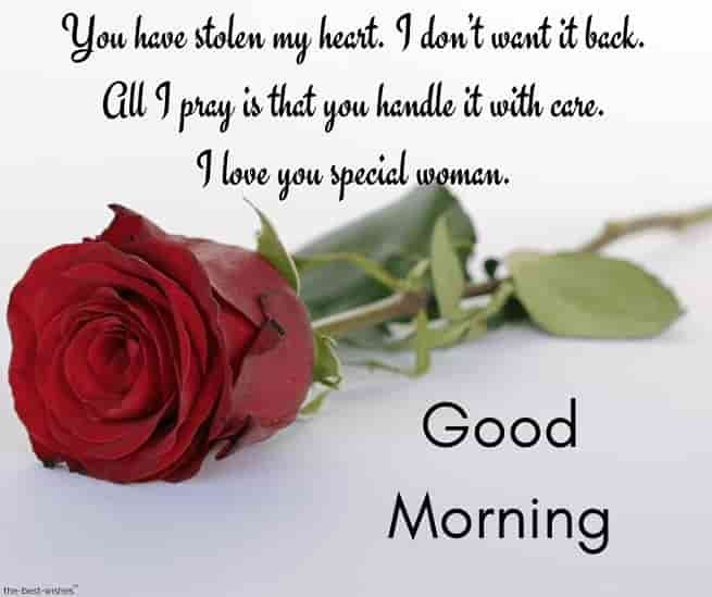 Love Romantic Images Text Messages Wife Good Morning Quotes