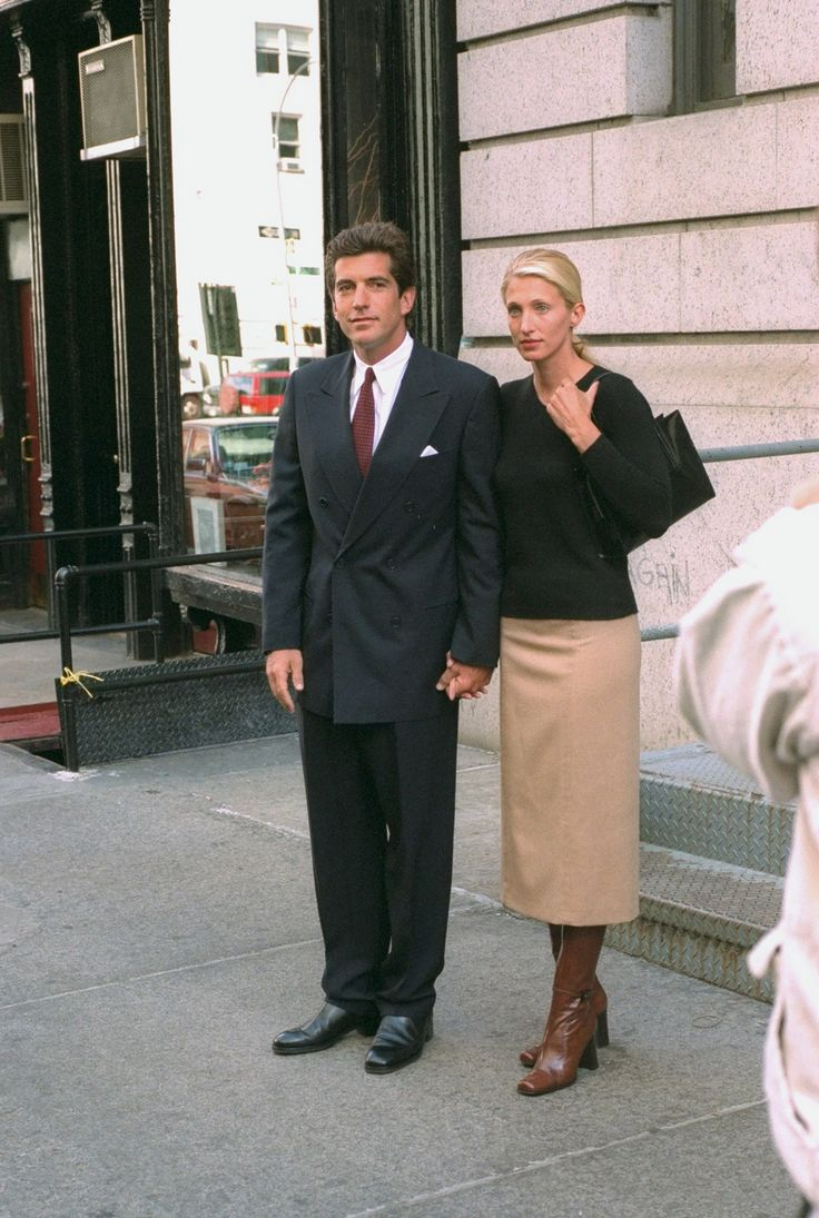 Carolyn Bessette-Kennedy's Chicest Style Moments