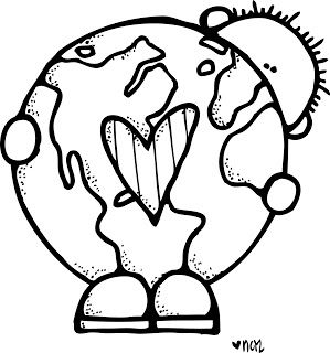 Melonheadz Illustrating 2012 Earth day images:)