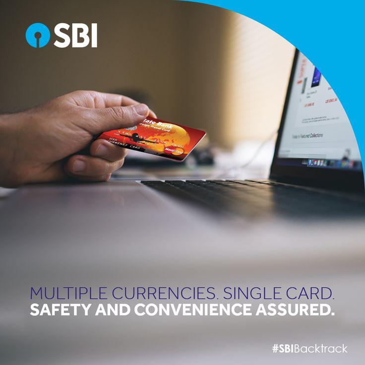 Sbi travel forex card