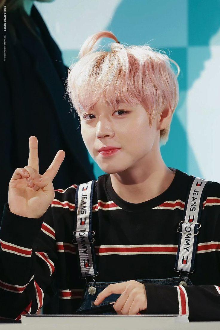 171206 #WANNAONE #Jihoon @fansigning <3