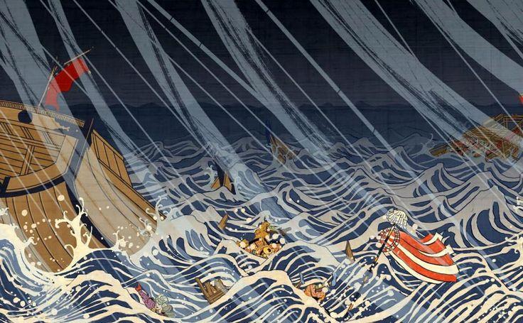 Shogun 2 Total War Art HD Wallpaper