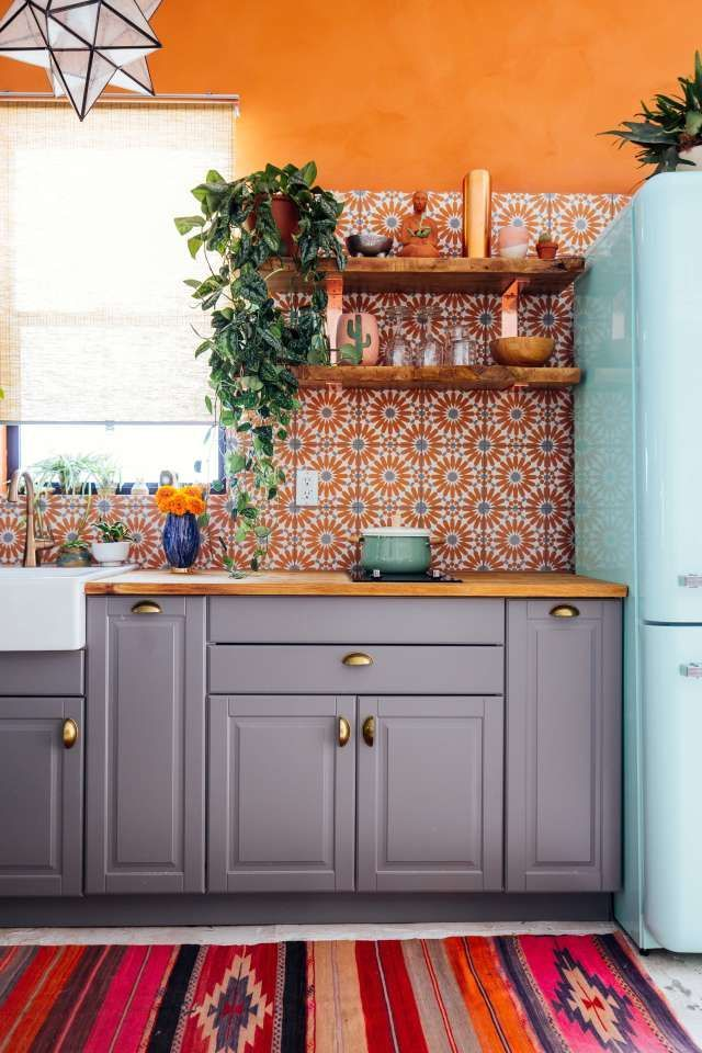 40 1 Modern Design Farmhouse Kitchen Color Ideas Interior Design Kitchen Bohemian Style Kitchen Farmhouse Kitchen Colors,Cricut Explore Air Design Space