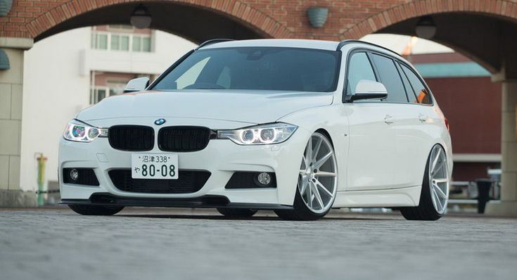 Here's How You Make Your BMW 3 Series Touring Sportier [29 Pics]