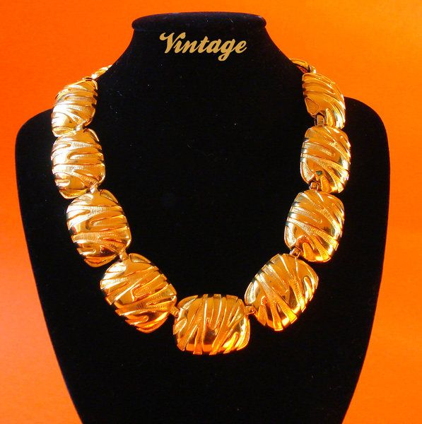 VTG GIROCOLLO ORO 50's di Nina Vintage su DaWanda.com
