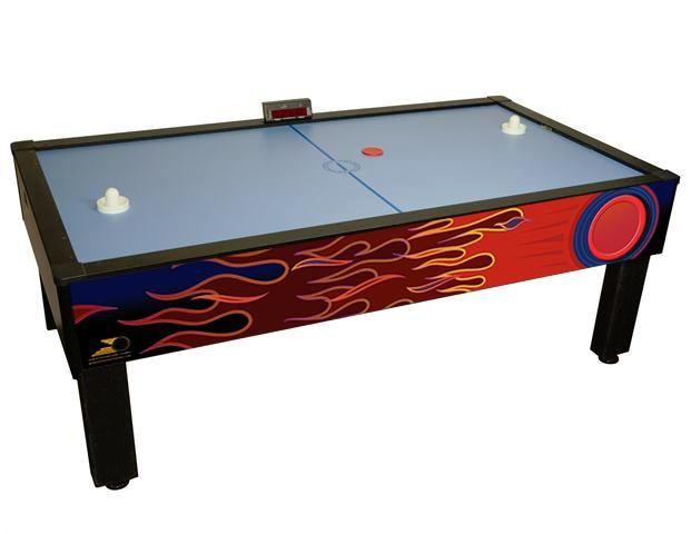 Gold Standard Home Pro Elite Arcade Style Air Hockey Table Air Hockey Table Air Hockey Arcade