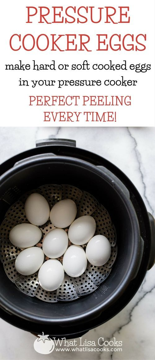 how to cook boiled eggs in pressure cooker
