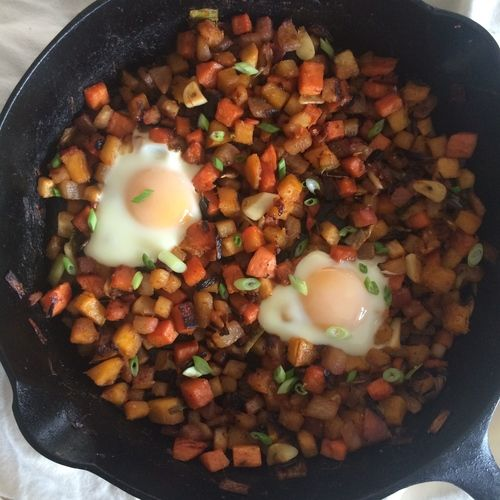 Winter Vegetable Hash | Winter vegetables, Vegetables and Blog