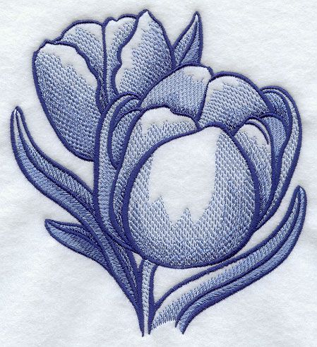 Machine Embroidery Designs at Embroidery Library! - Color Change - E8833