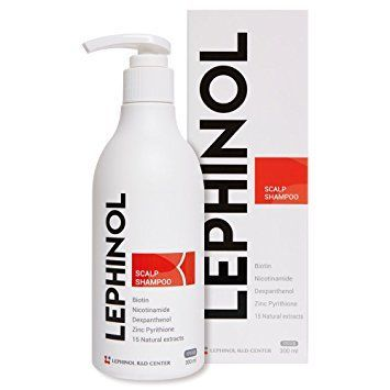 LEPHINOL Scalp Hair Loss Prevent and Hair Regrowth Shampoo for Men & Women Growth Biotin Product Review #hairlossbiotin