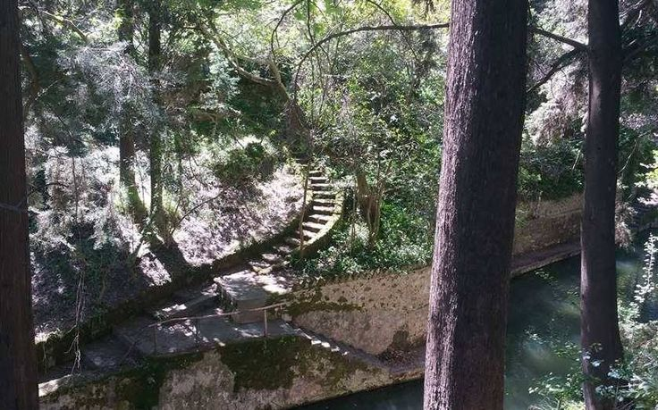 Complete Peace And Quiet In Rodini Park In Rhodes is well worth experiencing!  https://theislandofrhodes.com/rodini-park-in-rhodes